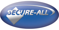 Secure-All Doors Logo