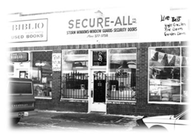 secure-all original storefront photo